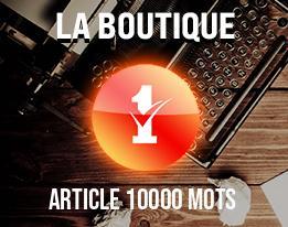 Article 10000 mots