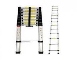Comment bien se servir d'une échelle télescopique ?