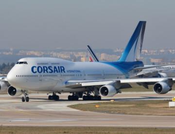 Le Boeing 747, un quadriréacteur mythique à l'américaine