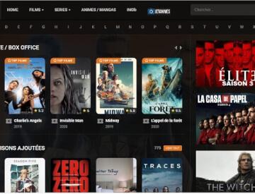 Top 13 des meilleurs sites de streaming pour regarder des films gratuitement